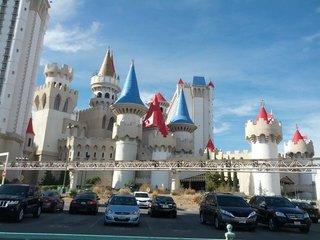 お城みたいなホテル (EXCALIBUR)