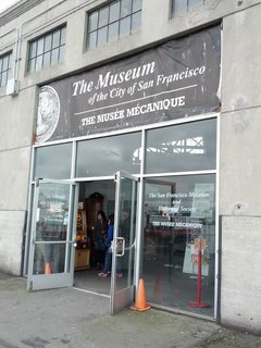 The Musee Mecanique