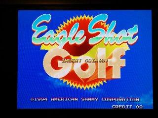 イーグルショットゴルフ