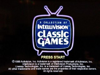 Intellivision Classic Games