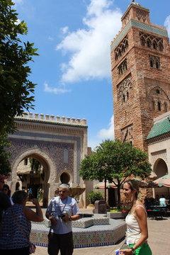 モロッコ館