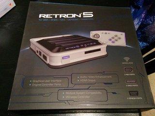 Retron 5届いた