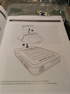 Power Base Converter経由でマスターシステム対応