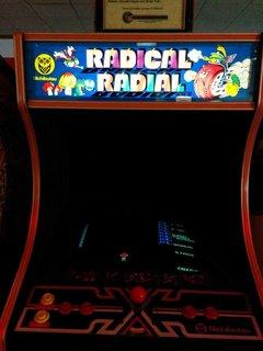 Radical Radial