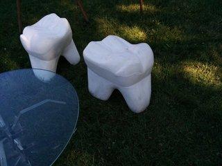 巨大な歯?