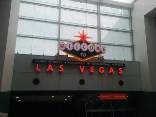 Las Vegas再び