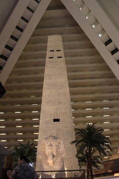 Luxorの内側