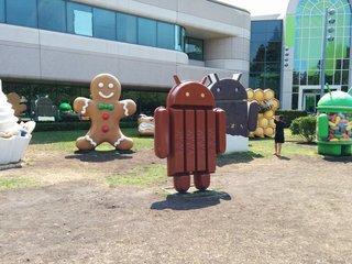 Android関係のモニュメント