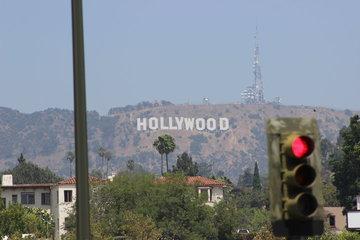 ハリウッドサイン再び