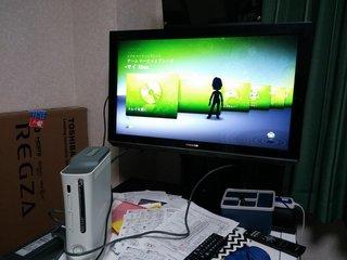 XBOX360 無事起動