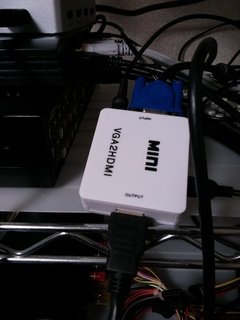 VGA2HDMI