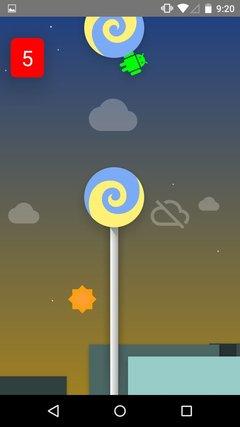 Lollipopのおまけゲーム