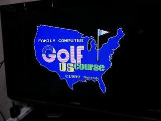 ゴルフUSコース