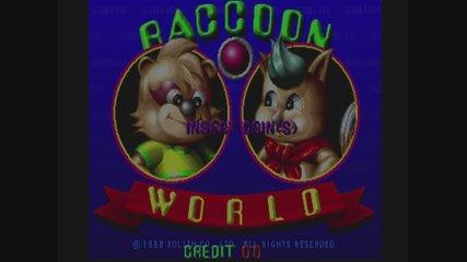 RACCOON WORLD
