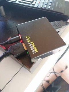 HDMI スプリッタ