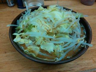 大原家 野菜豚骨ラーメン