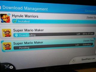 Super Mario Maker DL中