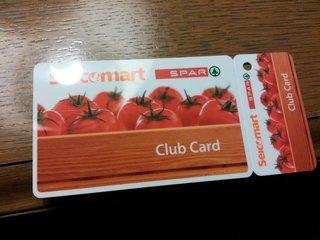 セイコーマートのカード