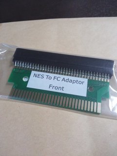 NES To FC Adaptor