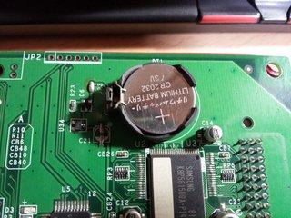 CR2032発見