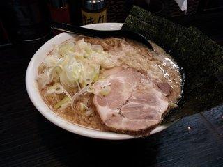 魚魂 ラーメン