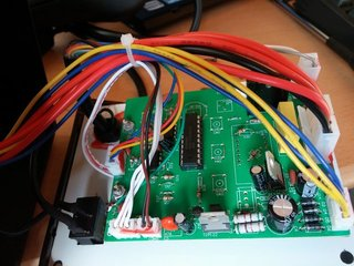 WEP 858Dの基板