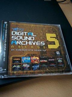 タイトーデジタルサウンドアーカイブス アーケード Vol.5