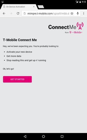 T-Mobileのサイト出てきた