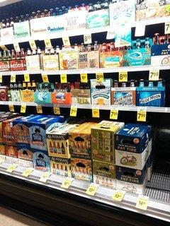 ビールお安いなぁ