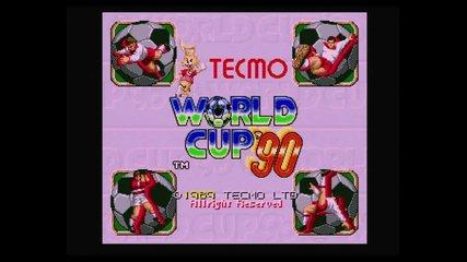 テクモワールドカップ'90