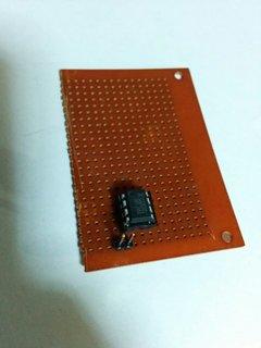 MB3771テスト用回路