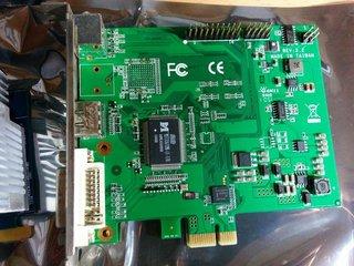 SC-500N1/DVIを取り外し