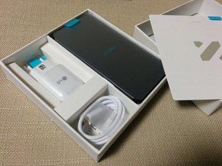 Nexus 5X開封
