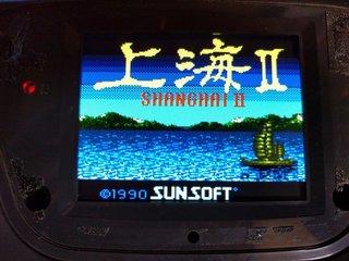 BIOSを有効にしないと起動しない上海II