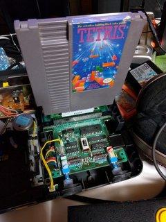 NESのテトリス