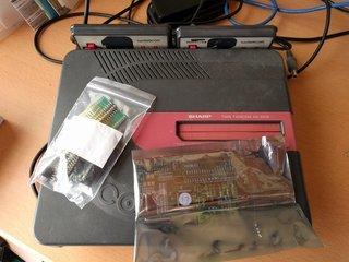NESRGBとツインファミコン