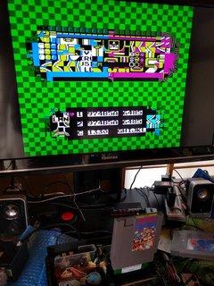 NES版のドクターマリオは74HC373化してもツインファミコンで化ける模様