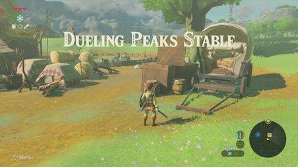Dueling Peaks Stable