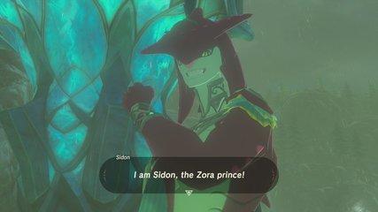 Sidon王子