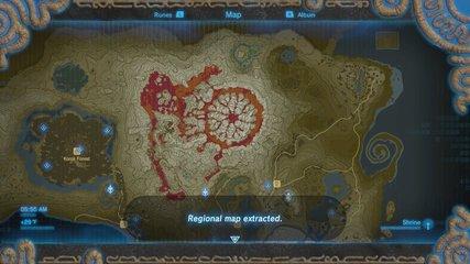 地図もまあまあ埋まってきた?