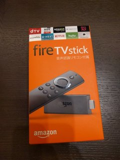Fire TV Stick届いた