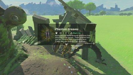 Phantom Greavesゲット