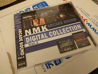 NMK Arcade Sound Digital Collection Vol.1