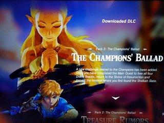 追加DLCをダウンロード