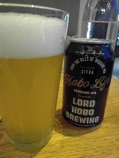 Lord HoboのSession IPA