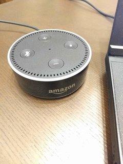 Echo Dotをセットアップ