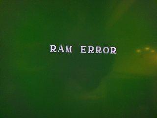 ROM ERROR