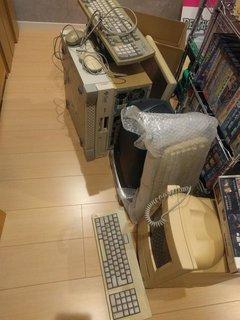 Old Macやワークステーション