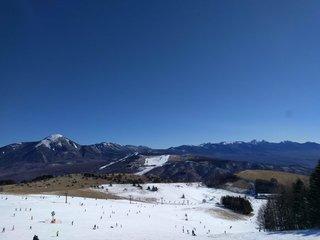 超久しぶりにスキー