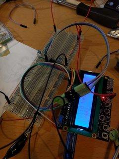 CPicS2のPICをArduinoでテスト